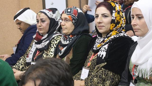 Photo of الاتحاد الديمقراطي لوحةٌ تجمع ثقافة كافة المكونات
