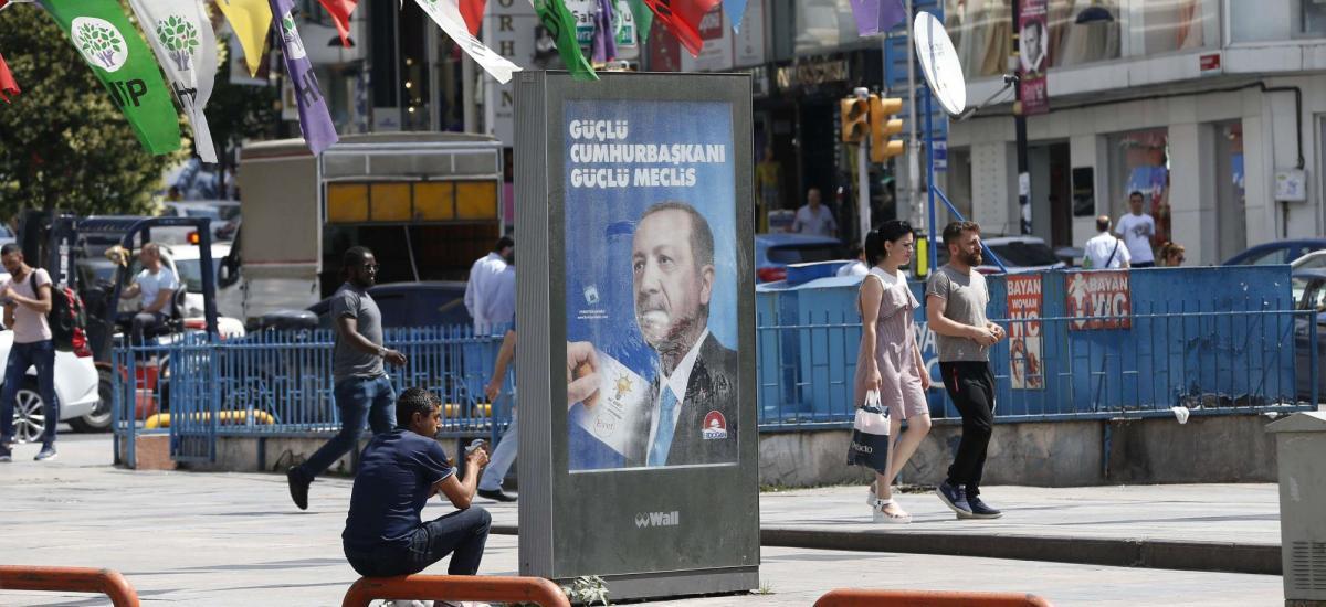 Photo of خطاب أردوغان المتغير إزاء القضية الكردية في تركيا