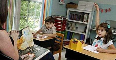 Photo of هيئة التربية في شمال وشرق سوريا تستعد للعمل بنظام (مدرسة المنزل) في ظل كورونا
