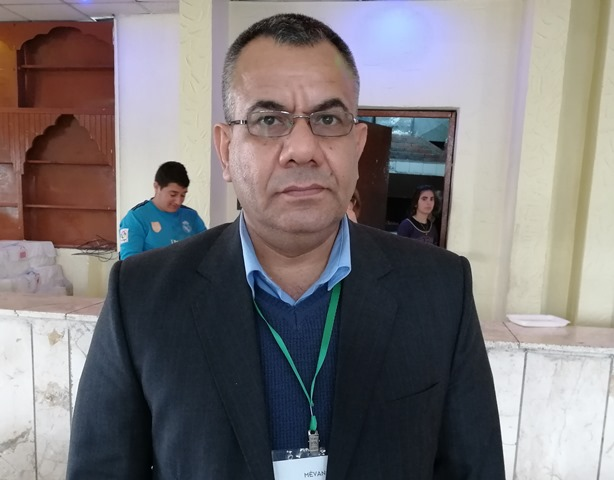 Photo of القفطان: سنتشارك مع حزب الاتحاد الديمقراطي من أجل سوريا تعددية ديمقراطية لا مركزية