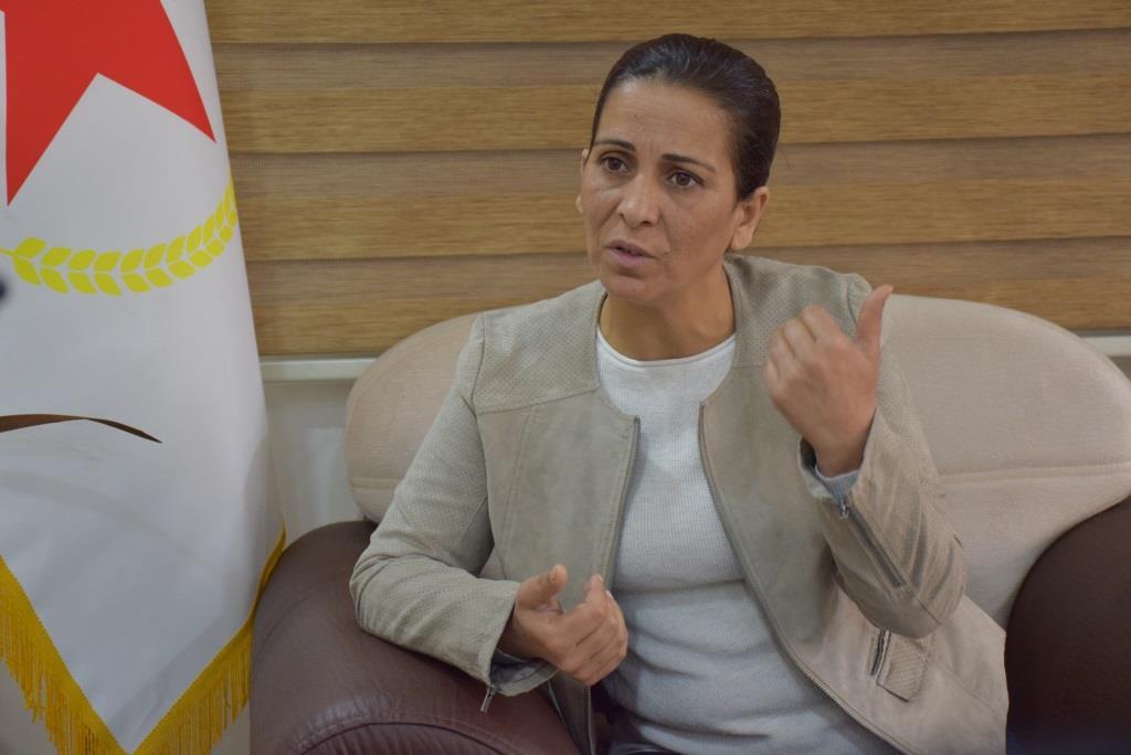 Photo of عائشة حسو: كورونا يبيد شعبها وتركيا تبيد الشعب الكردي