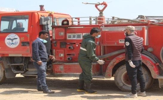 "Photo of الإجراءات الاحترازية للوقاية من ""كورونا"" مستمرة في مناطق شمال شرق سوريا"