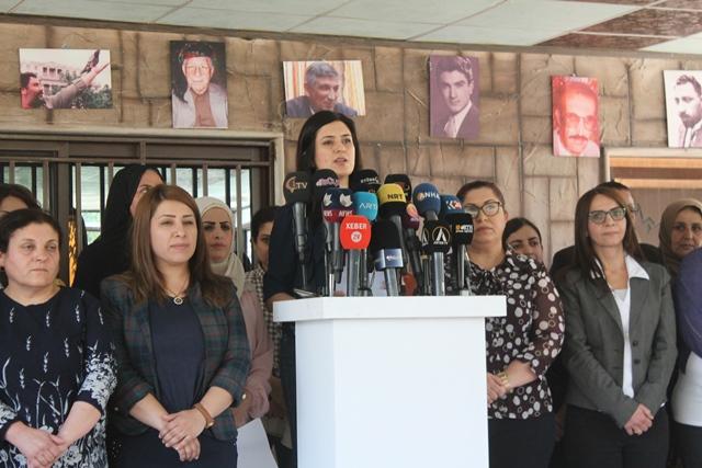 Photo of تنظيمات نسائية تطالب بتشكيل لجنة دولية لكشف انتهاكات تركيا بحق النساء