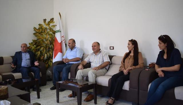 """Photo of الاتحاد الديمقراطي و""""الديمقراطي التقدمي"""" يؤكدان دعمهم للحوار دون إقصاء أي طرف"""