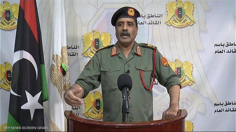 Photo of المسماري: الجيش الليبي لن يقف مكتوف الأيدي أمام الميليشيات المسلحة