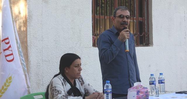 Photo of آلدار خليل: بالاكتفاء الذاتي يمكن تخطي الأزمة الاقتصادية