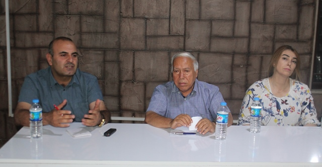Photo of في لقاء تميز بالإيجابي أنور مسلم يلتقي بنخبة من المثقفين في قامشلو