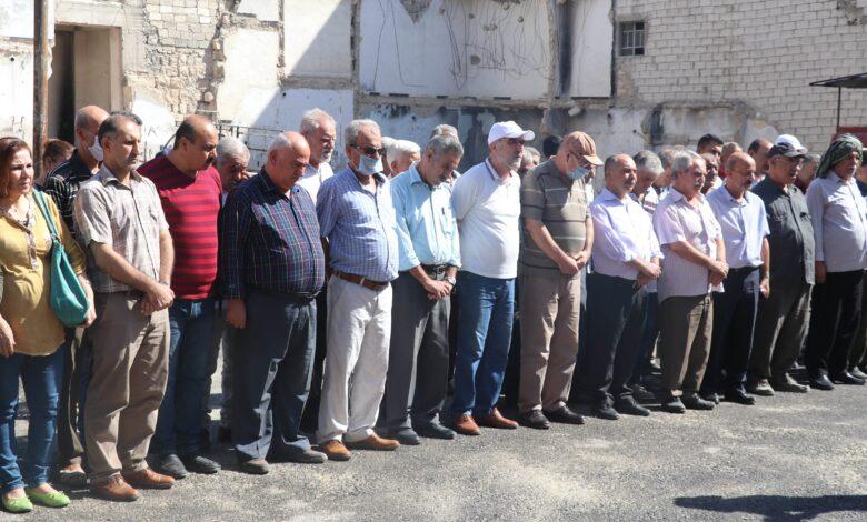 Photo of حزبنا يقدم واجب العزاء لذوي الشهيد دوزدار حمو