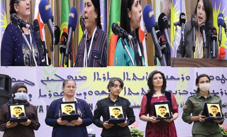 Photo of التنظيمات النسائية تبارك المؤتمر الثاني لمجلس المرأة في الـ PYD
