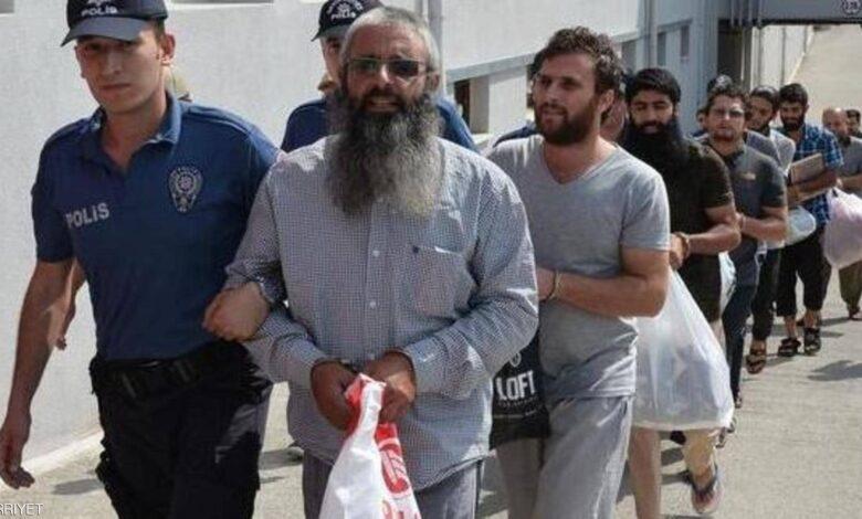 """Photo of أمير داعش """"محمود أوزدن"""" يهدد اردوغان مباشرة!!"""
