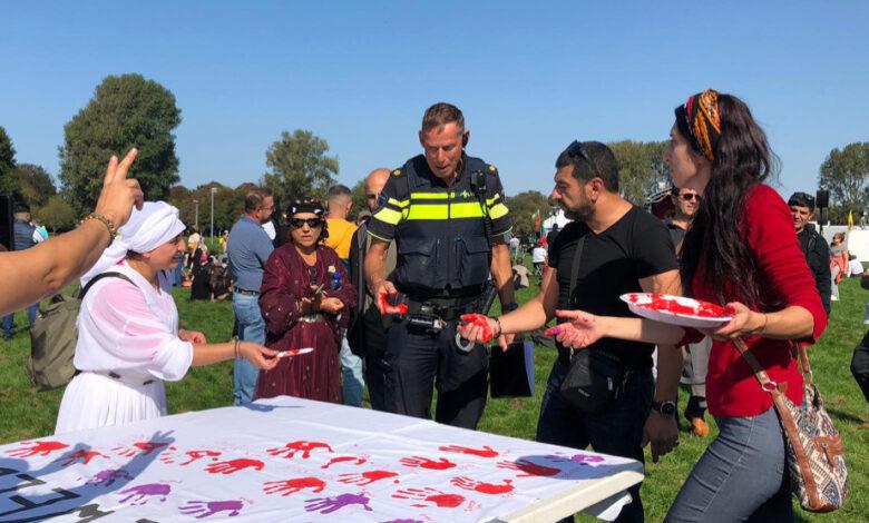 Photo of برلماني هولندي: نؤكد تضامننا مع الشعب الكردي ضد الظلم