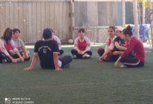 Photo of شبيبة حزبنا تفتح دورات تدريبية رياضية للمرأة الشابة