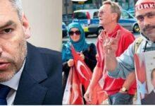 Photo of الذئاب الرمادية التركية تثير الشغب وسياسيون نمساويون يردون!