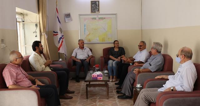 Photo of الـ PYD والمنظمة الآثورية يؤكدان على مساندة الإدارة الذاتية وتطويرها