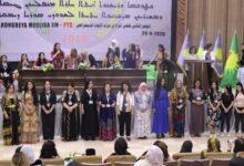 Photo of المؤتمر الثاني لمجلس المرأة في الـ PYD ينتخب أعضائه