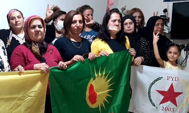 Photo of مجلس المرأة لـPYD في لبنان: المحتل التركي يهاجم الكرد أينما وجدوا