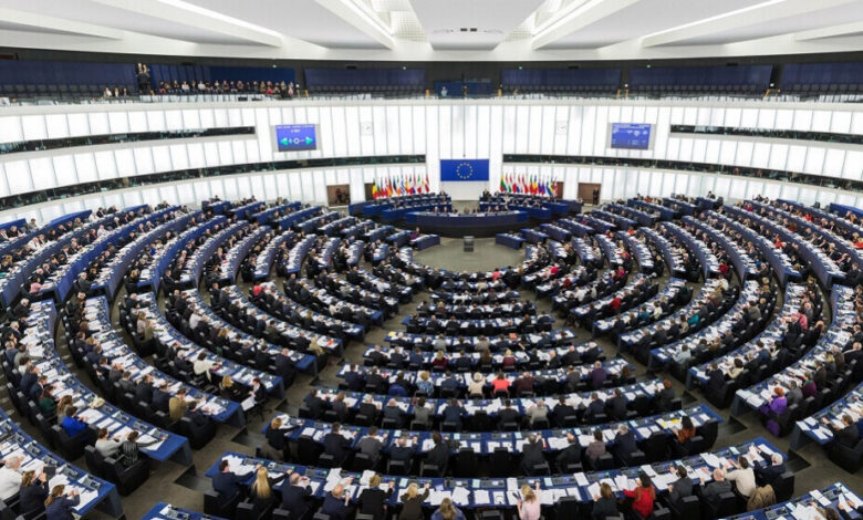 """Photo of أعضاء البرلمان الأوروبي يوجهون رسالة إلى """"ديفيد ساسولي"""""""