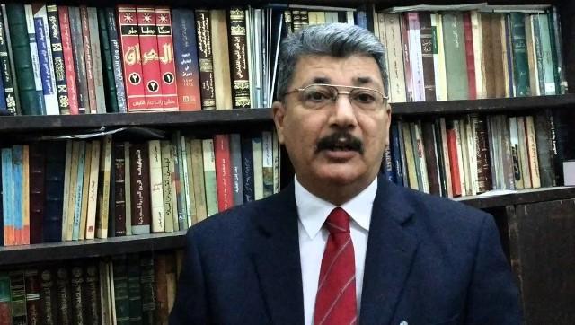 Photo of البيضاني: انسَحاب السفارة الأمريكية من بغداد مجرد ورقة ضغط على الحكومة العراقية