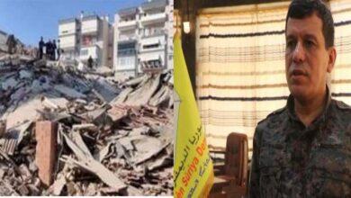 Photo of مظلوم عبدي يعزي بضحايا زلزال إزمير