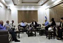 Photo of وفد سويدي يلتقي بأحزاب الوحدة الوطنية في قامشلو