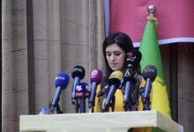 Photo of أفين سويد: علينا تصعيد النضال لإنهاء كل أشكال العنف والاحتلال