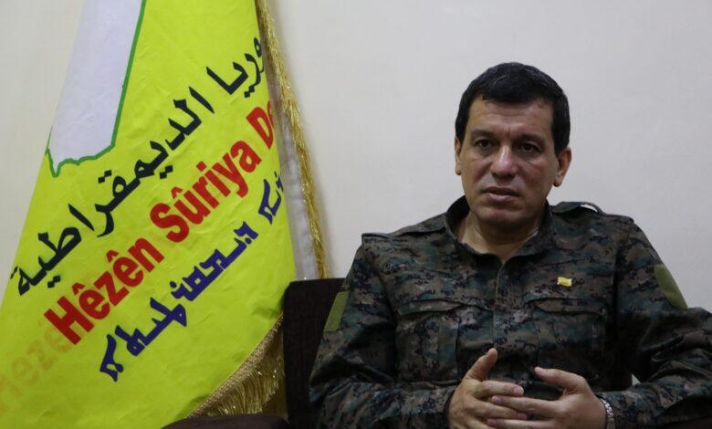 Photo of مظلوم عبدي: على الحكومة السورية التحلي بالمسؤولية ونحن مستعدون للمفاوضات