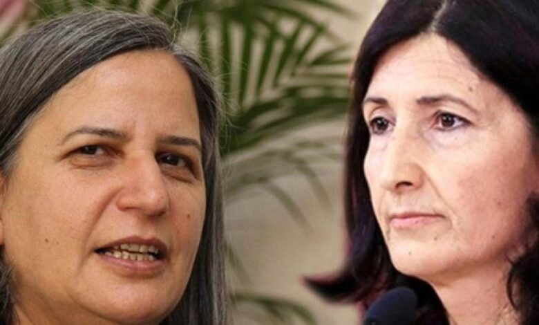 Photo of اعتقال سياسيتين كرديتين في تركيا بسبب التضامن مع كوباني