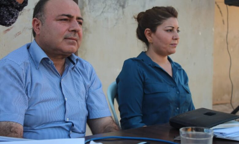 Photo of بكر حج عيسى: تركيا تفشل أمام مقاومة شعبنا، وهي الآن في أضعف مراحلها
