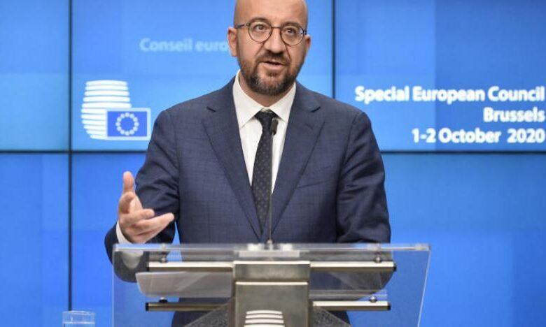 """Photo of الاتحاد الأوروبي يندد بتصرفات تركيا في شرق المتوسط، ويصفها بـ """"المستفزة"""""""