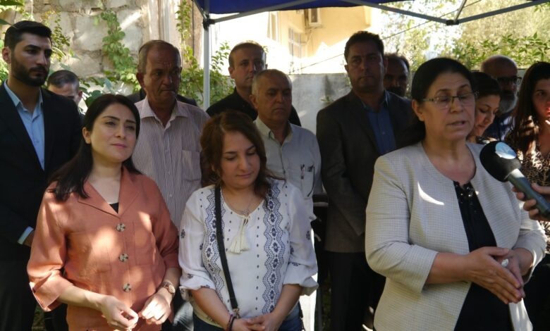 Photo of ممثليتا PYD والادارة الذاتية في باشوري كردستان يؤكدون دعمهم للإدارة الذاتية في شنكال
