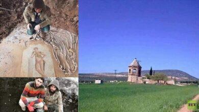 "Photo of الاحتلال التركي ومرتزقته يسرقون آثار موقع سيروس ""النبي أوريا"" بعفرين"