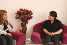 Photo of وفد من مجلس المرأة في الـ PYD يزور تيار المستقبل الكردستاني