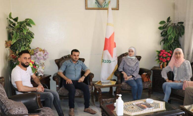 Photo of شبيبة الـ PYD والتحالف الوطني الديمقراطي يؤكدان أهمية دور الشبيبة في المنطقة