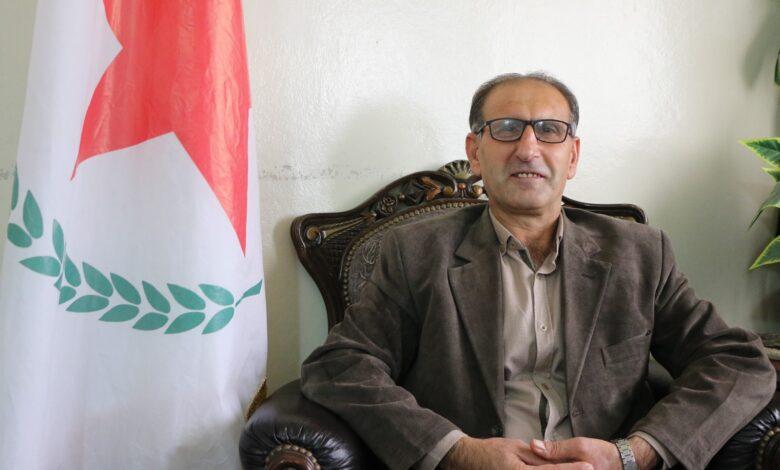 Photo of حمو: مشروع الأمة الديمقراطية هو المشروع الوحيد الذي سيقف في وجه العثمانية الجديدة