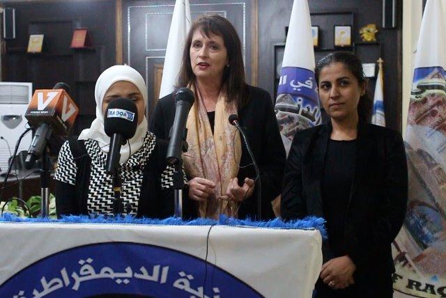 Photo of لجنة الحرية الدينية تدين الدعم الأمريكي للمعارضة السورية المدعومة من تركيا