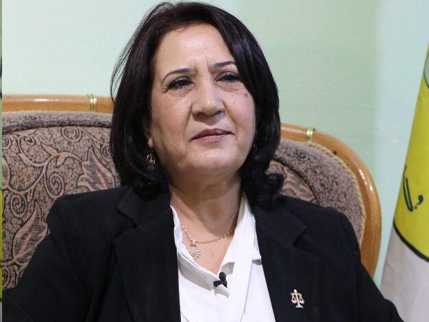 Photo of خديجة الإبراهيم: القضاء التركي مسيّس، وما يفعله بحق القائد انتهاك للقوانين الدولية