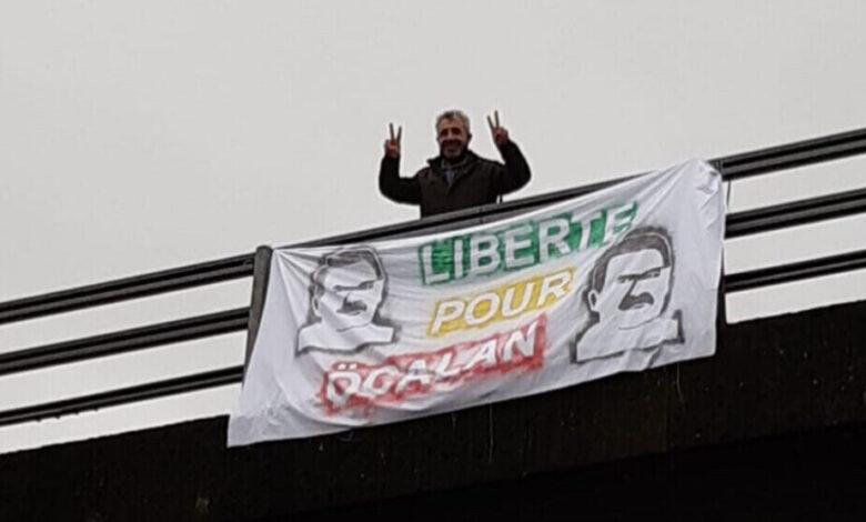 Photo of فعاليات في العديد من المدن الأوروبية تُطالب بحرية القائد أوجلان