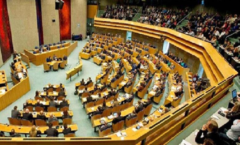"""Photo of البرلمان الهولندي يوافق على حظر منظمة """"الذئاب الرمادية"""" المتطرفة"""