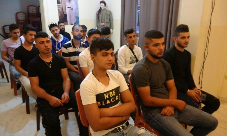 Photo of شبيبة حزبنا في لبنان تحتفل بمقاومة كوباني