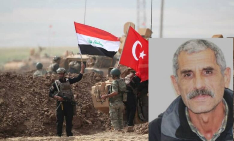 Photo of أبو بكر: الدولة التركية تقف خلف التحركات الأخير بين بغداد وهولير