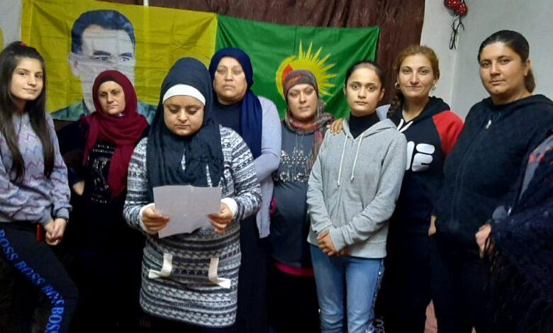 Photo of شبيبة PYD في لبنان تدعو أبناء الشعب الكردي للوقوف ضد الاقتتال الأخوي