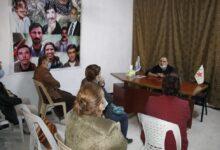 Photo of ندوة حول كوفيد 19 في حلب حي الشيخ مقصود