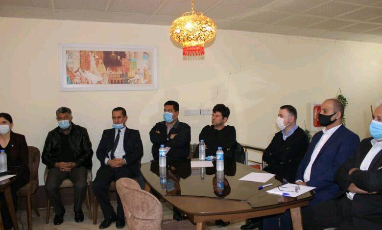 Photo of المؤتمر الوطني الكردستاني KNK يجتمع في باشوري كردستان