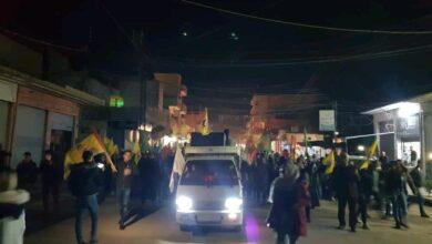 Photo of ايزيديي شمال شرق سوريا ينددون باتفاق بغداد – هولير