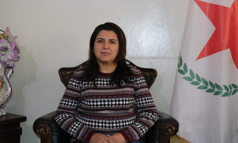 Photo of أمينة بيرم : النظام السوري بعقليته الشوفينية لن يصل بسوريا الى أي حل