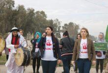 Photo of وقفة نسائية بمناسبة اليوم العالمي لمناهضة العنف ضد المرأة في الحسكة