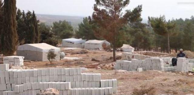 Photo of تركيا تبني مجمعات سكنية لتوطين عائلات عربية في قرية أيزيدية بعفرين