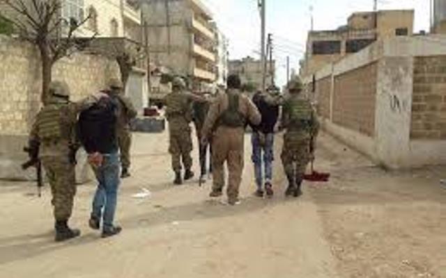 Photo of اعتقال واختفاء أكثر من 21 شخص في عفرين منذ بداية الشهر الحالي