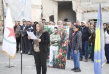 Photo of مجلس المرأة في حلب يدعو الأطراف الكردية إلى الوحدة الوطنية