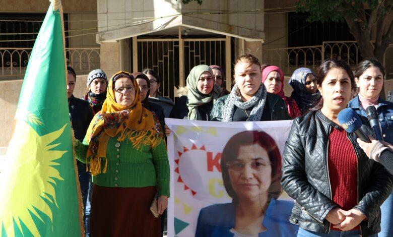 Photo of مؤتمر ستار يناشد كافة النساء الانضمام إلى المقاومة للحد من انتهاكات تركيا